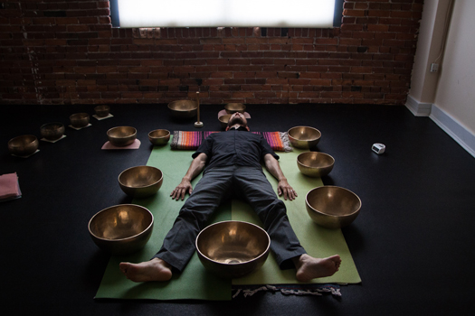 Jeremy-singing bowls-master set